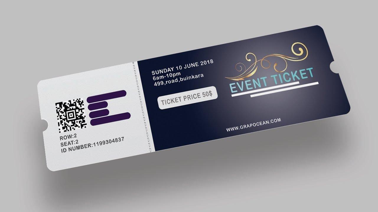 in vé mời nhanh rẻ tại Đà Nẵng