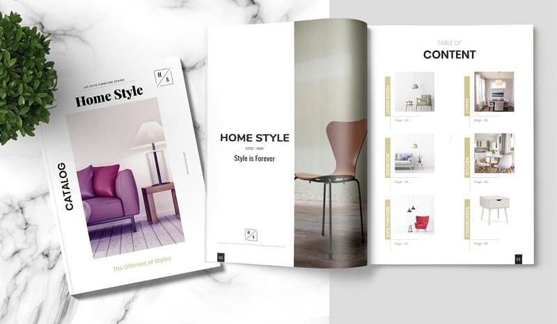 catalogue nội thất văn phòng đẹp