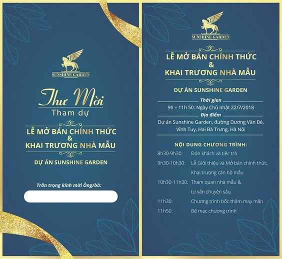 in thiệp mời tại Đà Nẵng