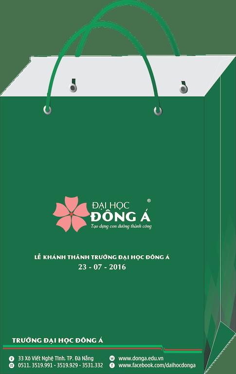 in túi giấy giá rẻ, đẹp tại Đà Nẵng