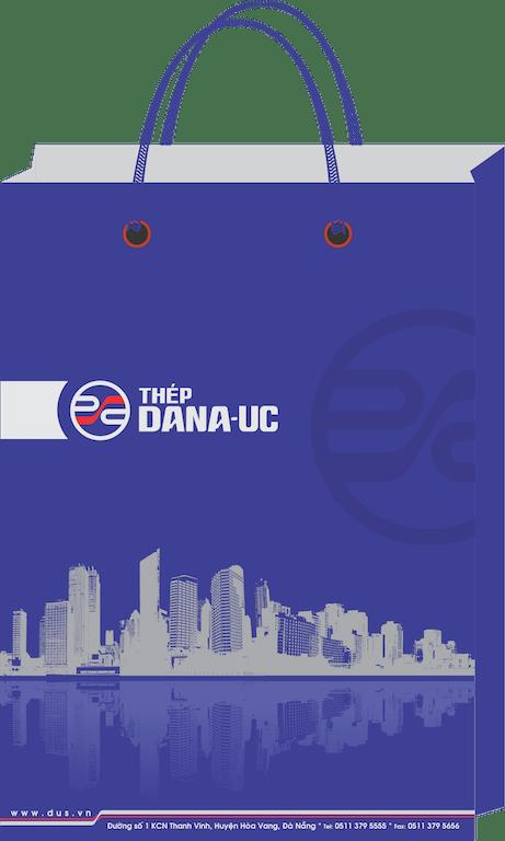 in túi giấy công ty tại Đà Nẵng