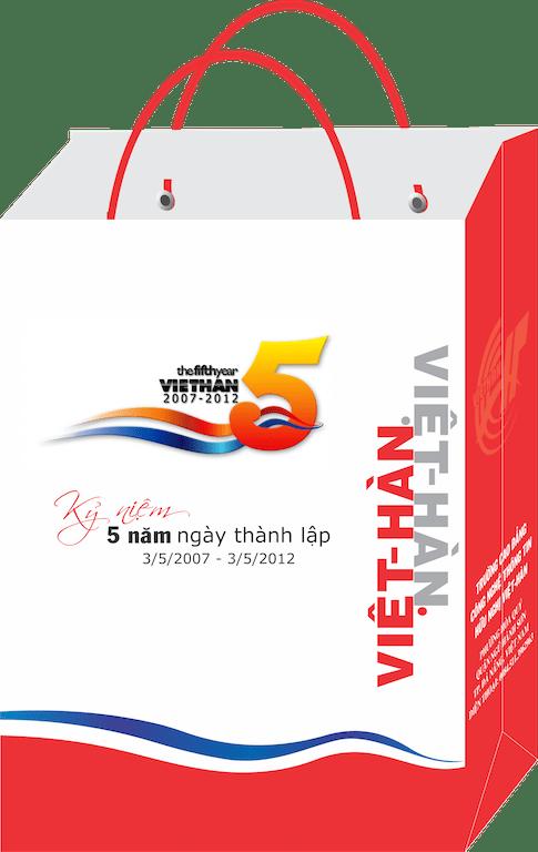 công ty in túi giấy tại Đà Nẵng